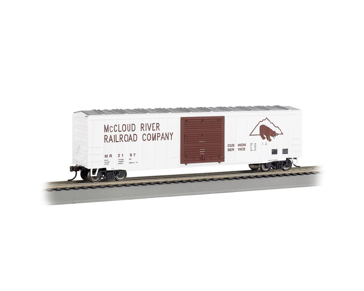 "Bachmann HO ACF 50' 6"" Sliding Door Box, MCR"