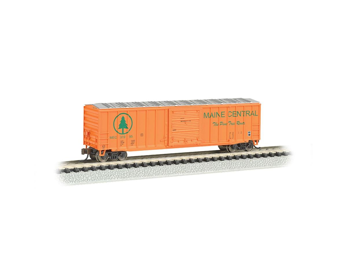 "Bachmann N ACF 50' 6"" Sliding Door Box, MEC"