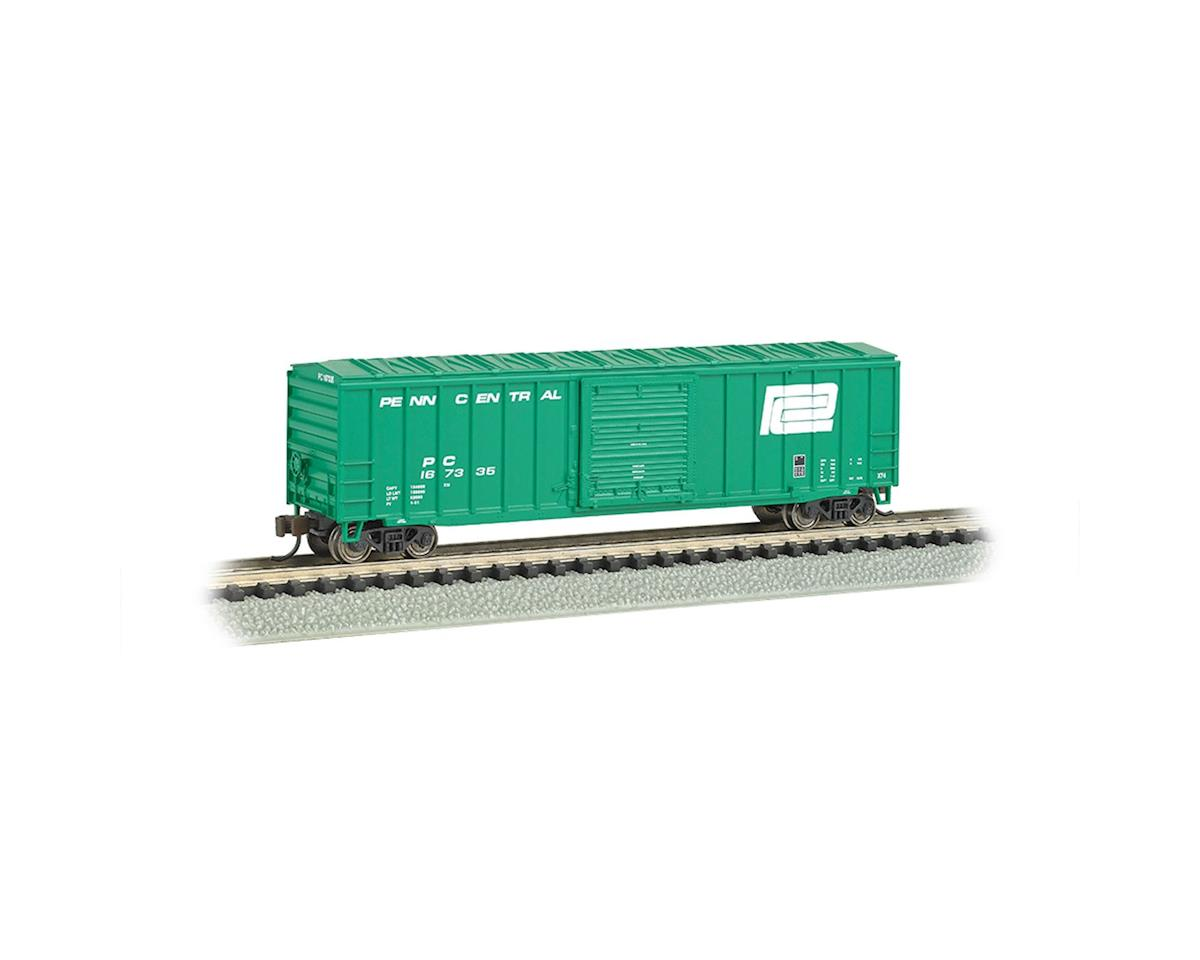 "Bachmann N ACF 50' 6"" Sliding Door Box, PC/Green"