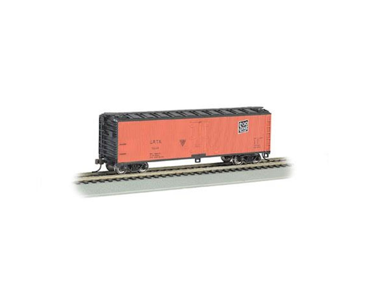 Bachmann N 40' Wood Side Reefer, URTX/SOO