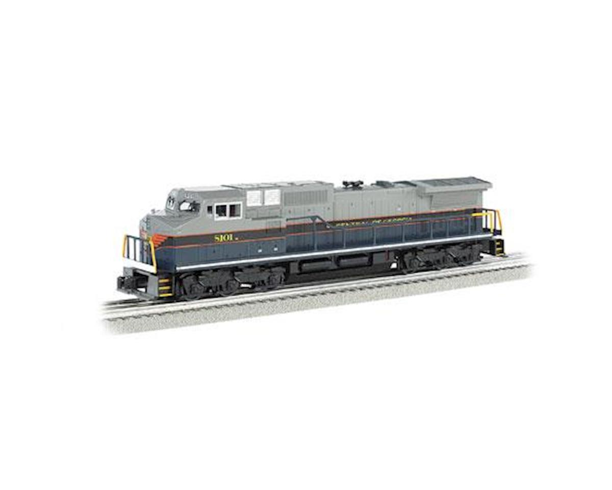 Bachmann O Williams Dash 9 w/ True Blast Plus Sound, CofG