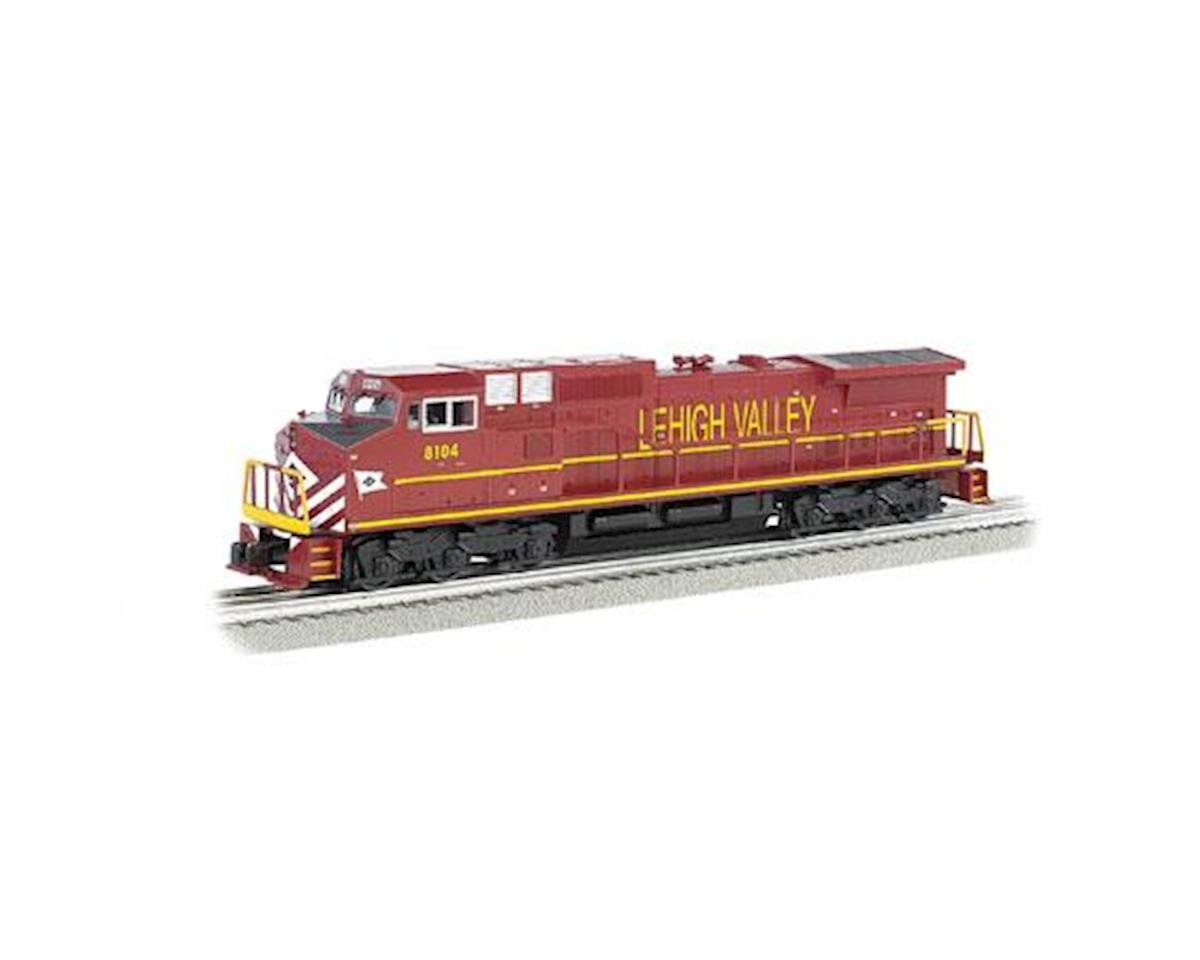 Bachmann O Williams Dash 9 w/ True Blast Plus Sound, LV