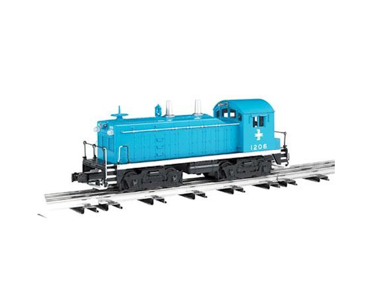Bachmann O Williams NW-2 Switcher/True Blast Plus Sound,B&M