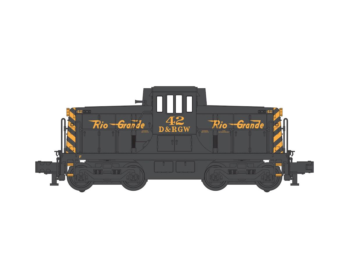 Bachmann O Williams 44-Ton Center Cab, D&RGW