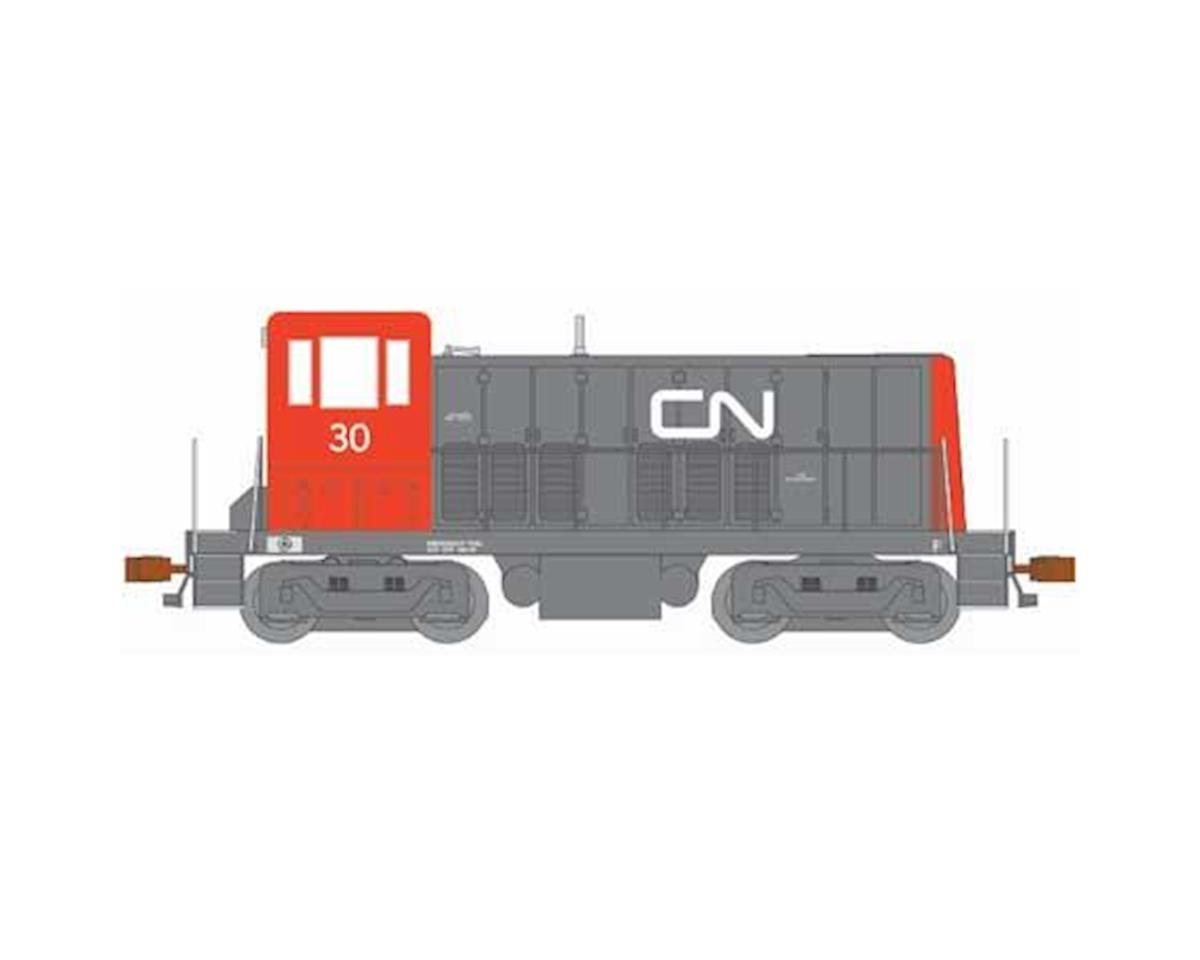 Bachmann O Williams GE 70-Ton Diesel, CN