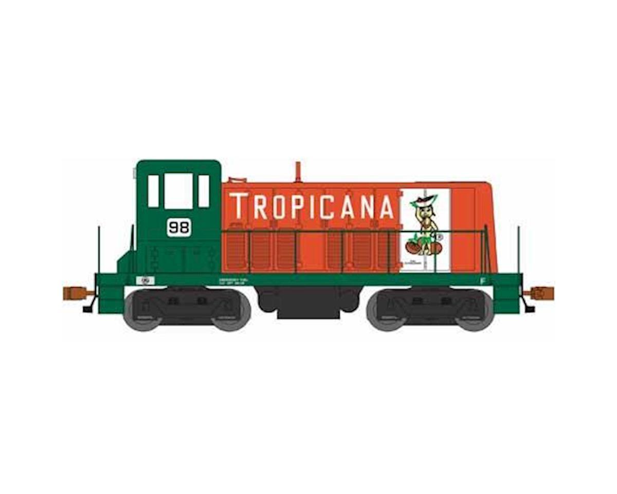 Bachmann O Williams GE 70-Ton Diesel, TPIX