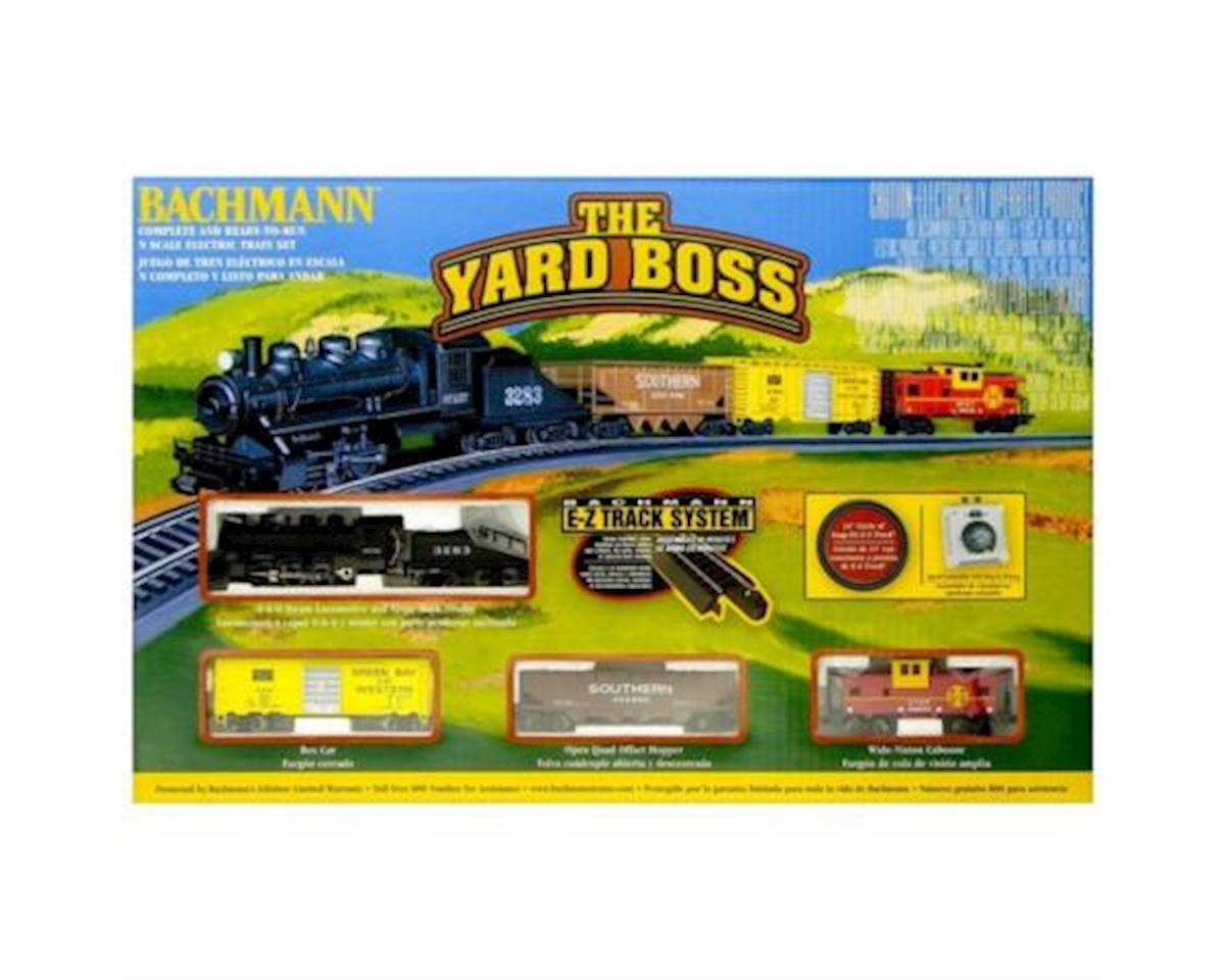 Bachmann N Yard Boss Train Set
