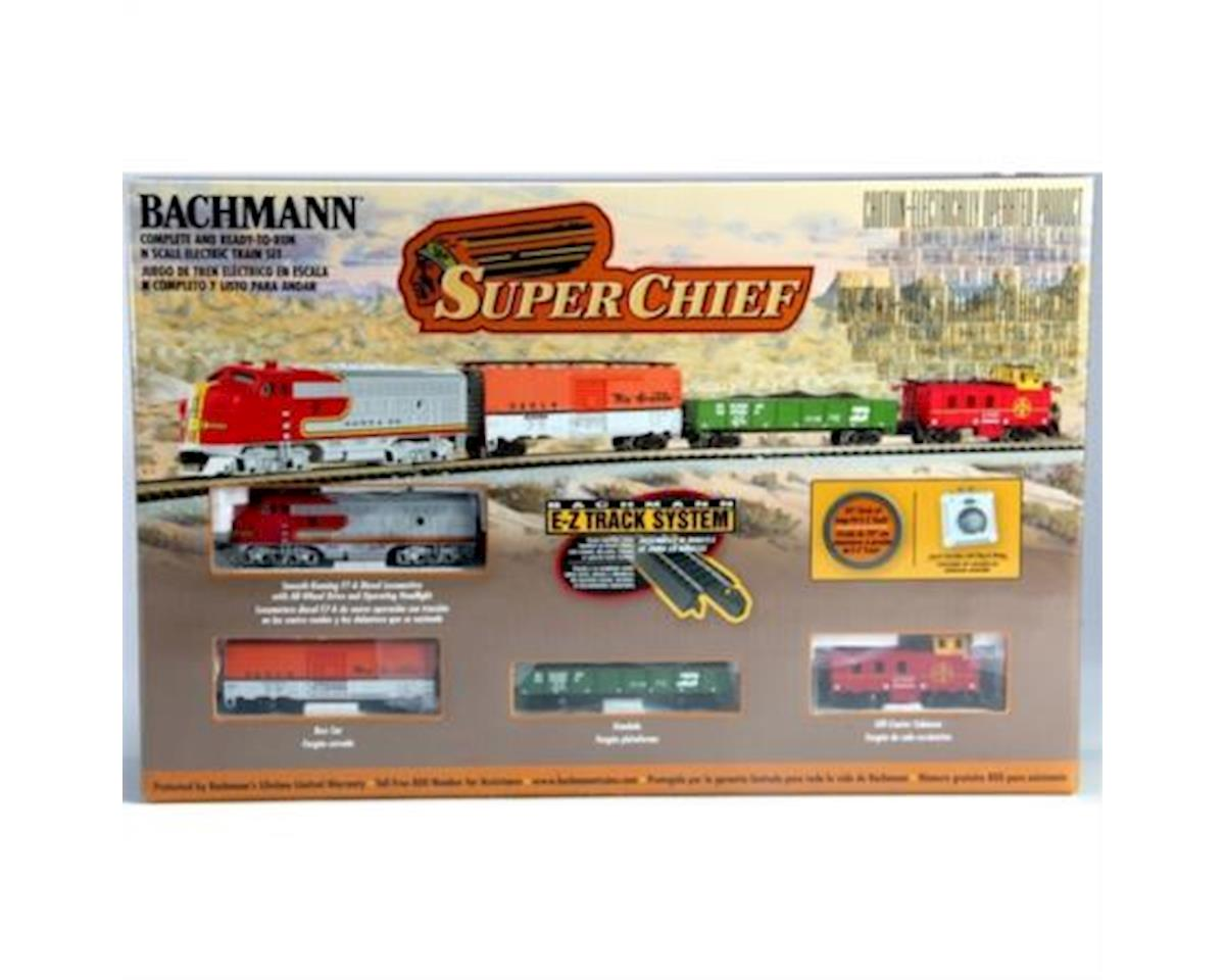 N SUPER CHIEF SET by Bachmann