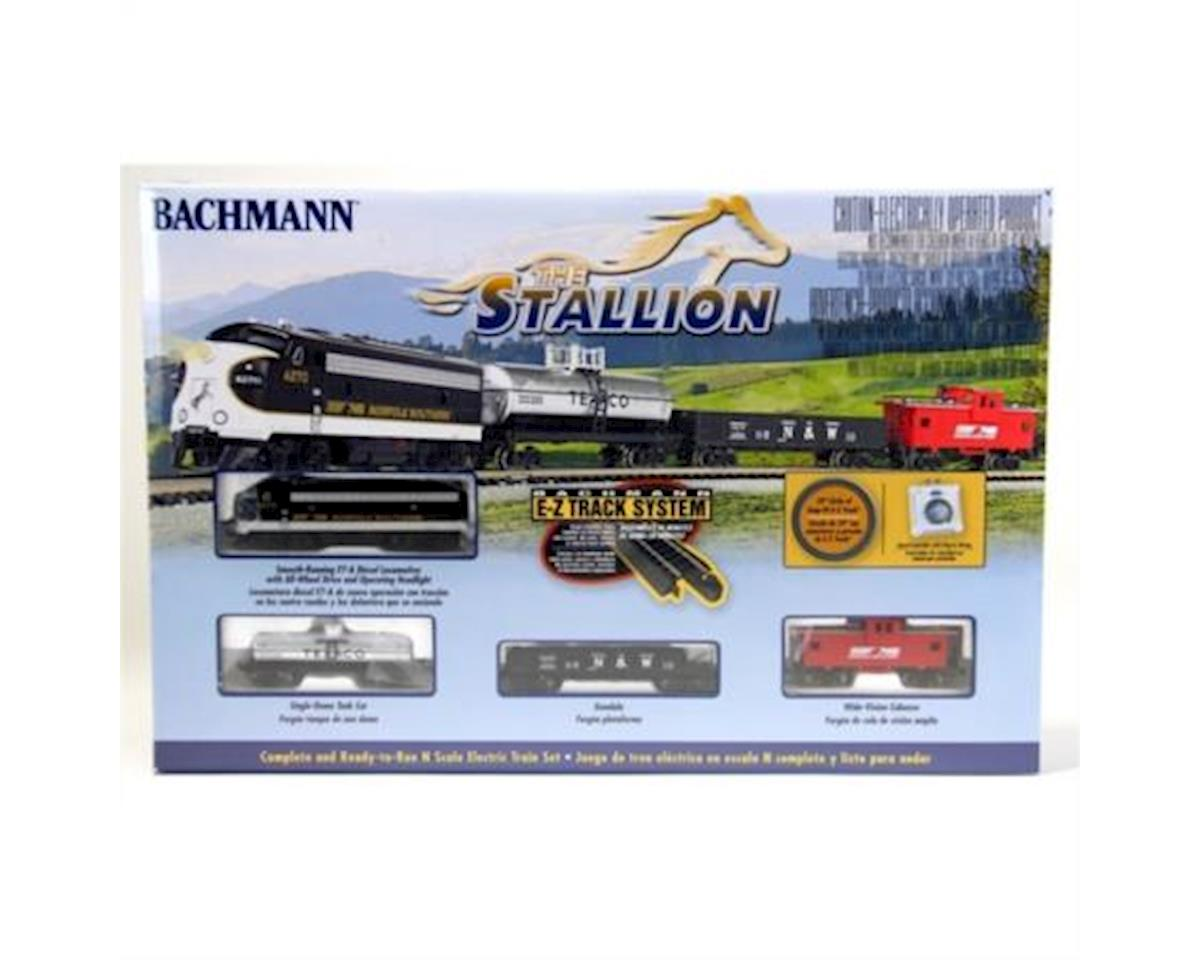 N The Stallion Train Set by Bachmann