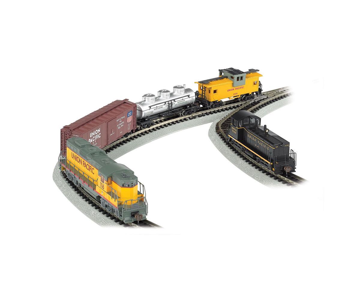 Bachmann N Golden Spike Train Set w/DCC