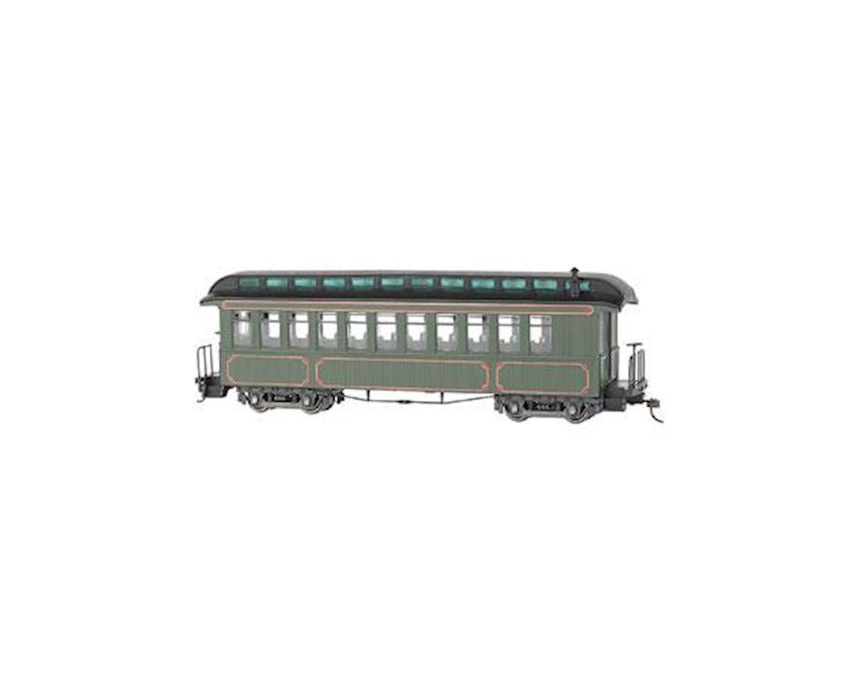 Bachmann On30 Spectrum Convert Coach/Observation, Olive