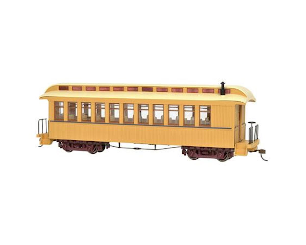 Bachmann On30 Spectrum Covert Coach/Observation,Buff/Tan