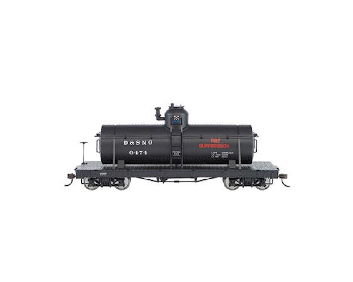Bachmann On30 Spectrum Tank, Durango & Silverton