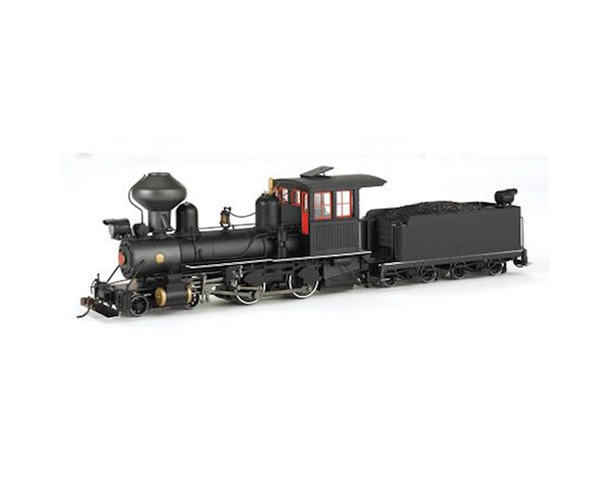 On30 Spectrum 4-4-0 w/DCC, Black/Red/White by Bachmann