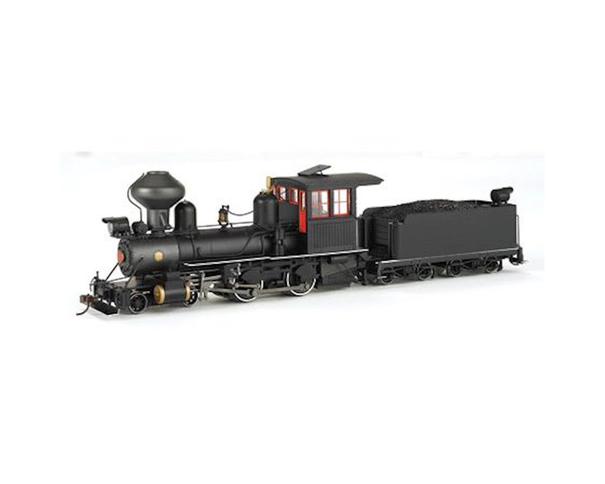 Bachmann On30 Spectrum 4-4-0 w/DCC, Black/Red/White