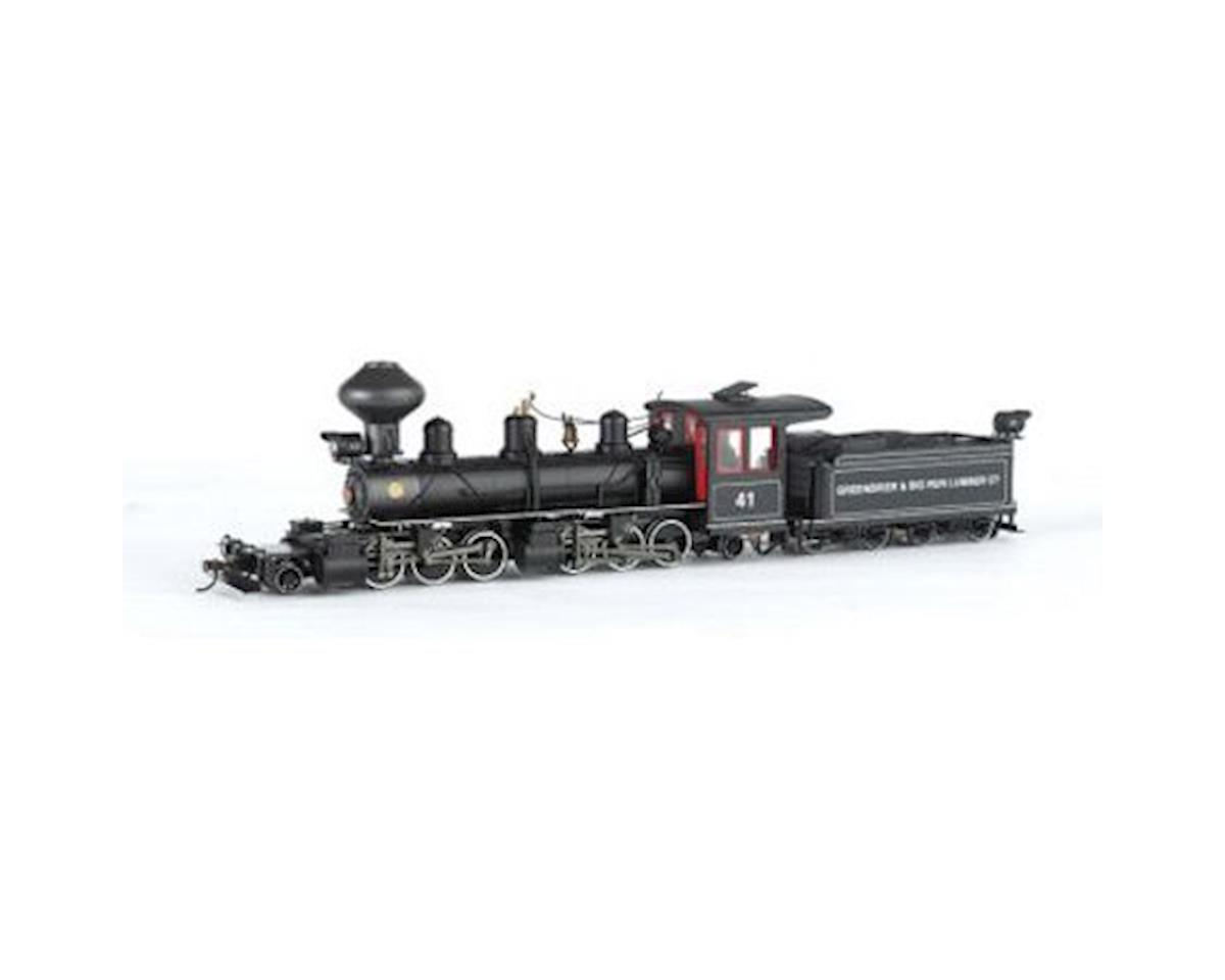 Bachmann On30 Spectrum 2-6-6-2 w/DCC, G&BR #41