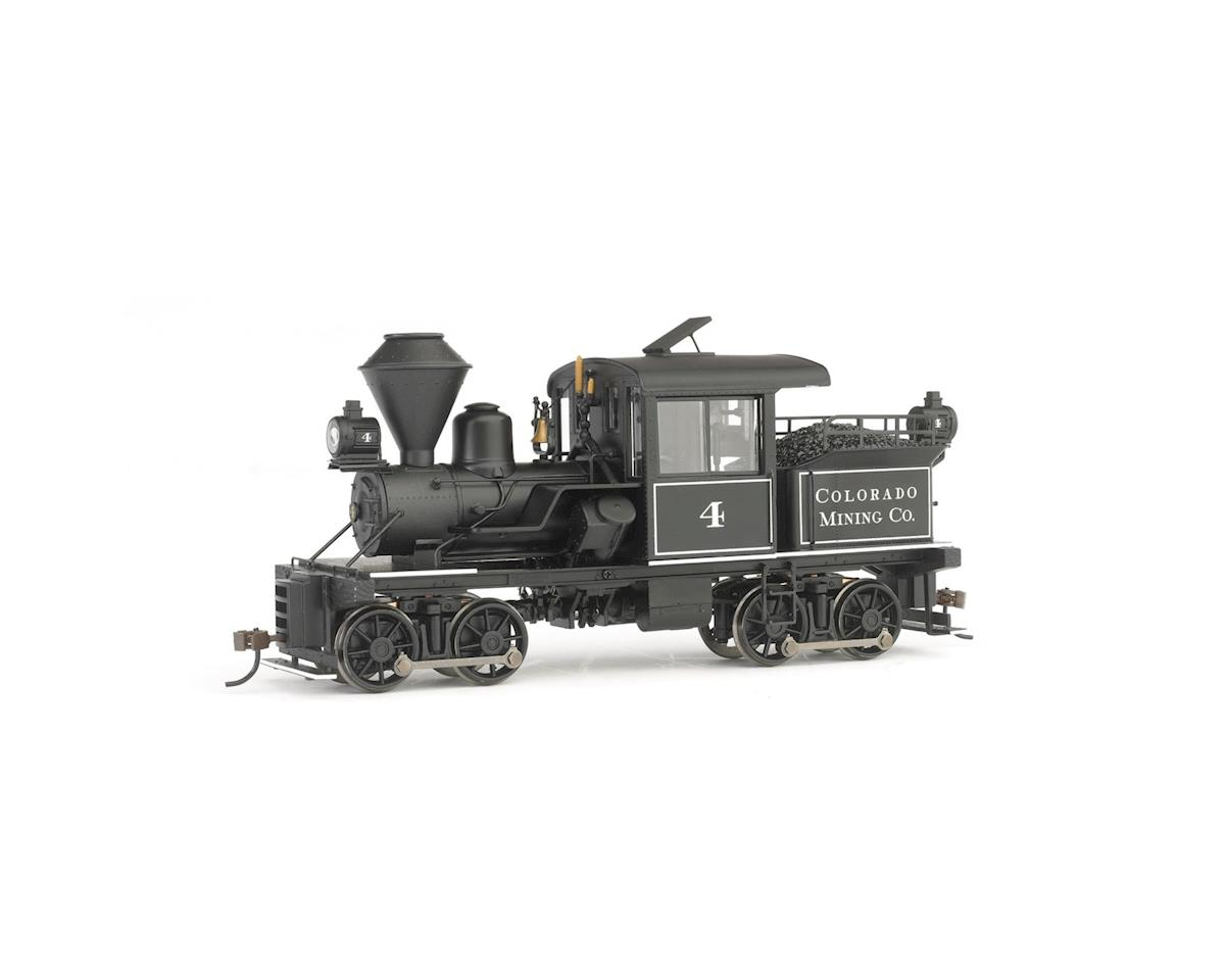 Bachmann On30 14-Ton Stearns-Heisler with DCC, CO Mining