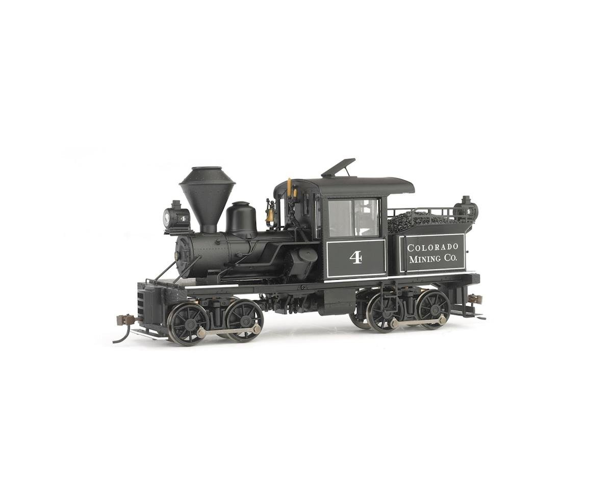 On30 14-Ton Stearns-Heisler with DCC, CO Mining by Bachmann