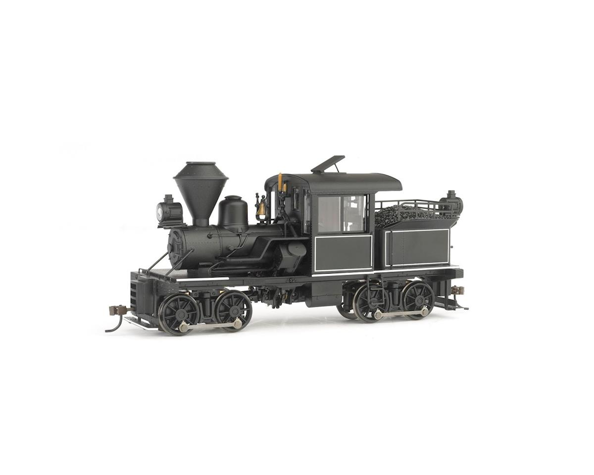 Bachmann On30 14-Ton Stearns-Heisler w/DCC, Black w/Stripes