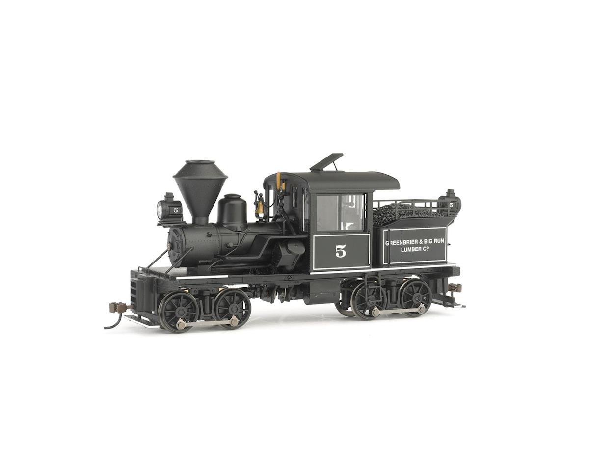 Bachmann On30 14-Ton Stearns-Heisler with DCC, Greenbriar
