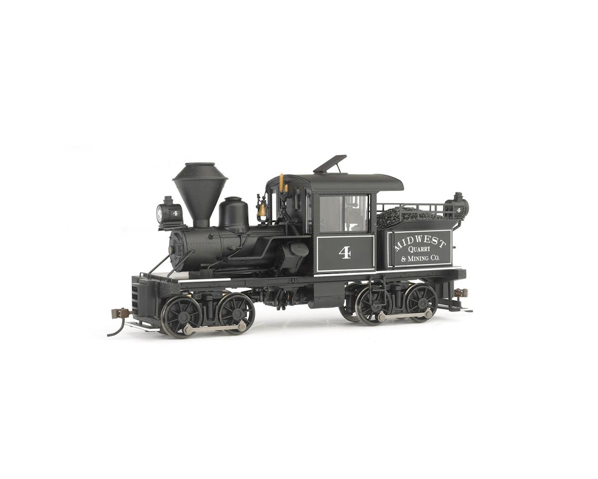 Bachmann On30 14-Ton Stearns-Heisler w/DCC, Midwest Quarry