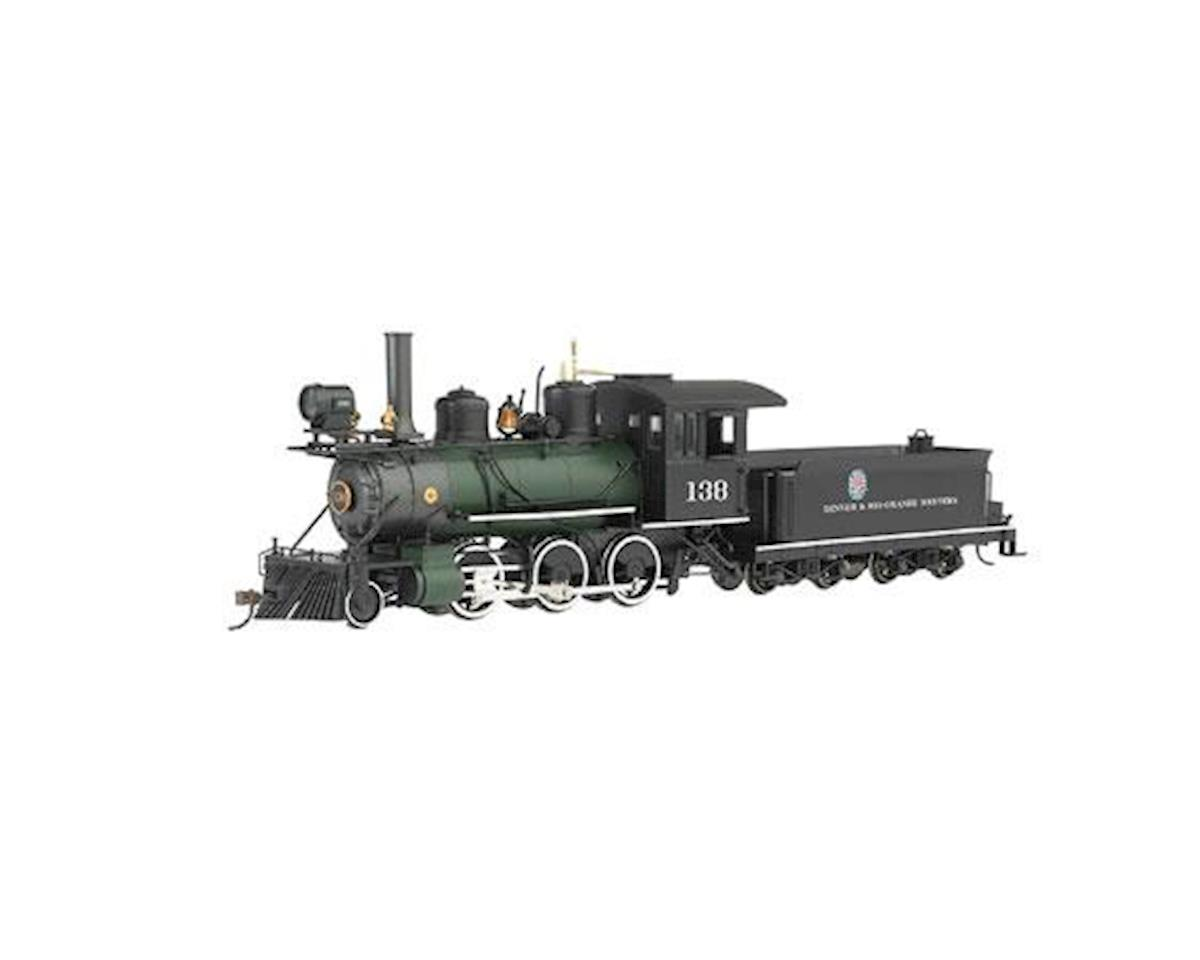 Bachmann On30 Spectrum 2-6-0 w/DCC, D&RGW