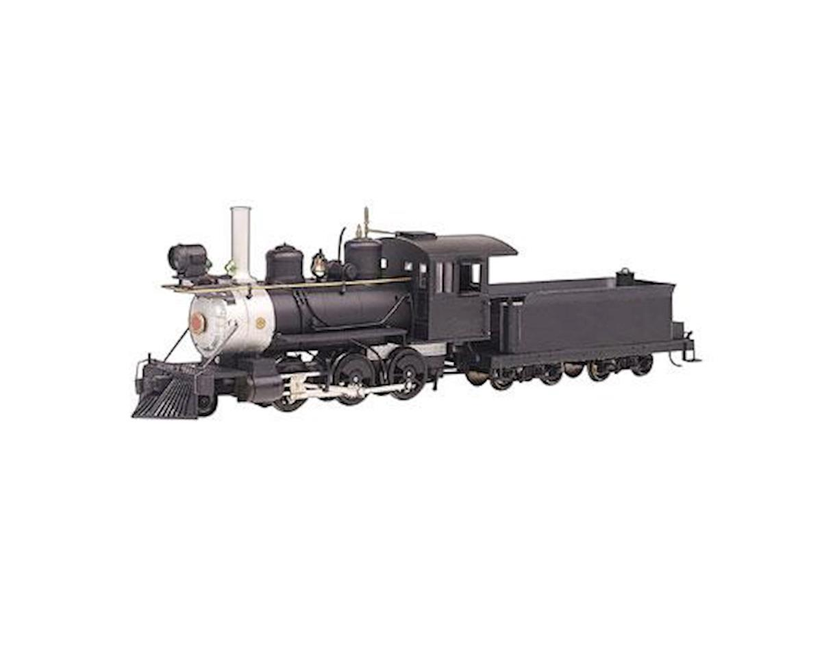 Bachmann On30 Spectrum 2-6-0 w/DCC, Undecorated/Black