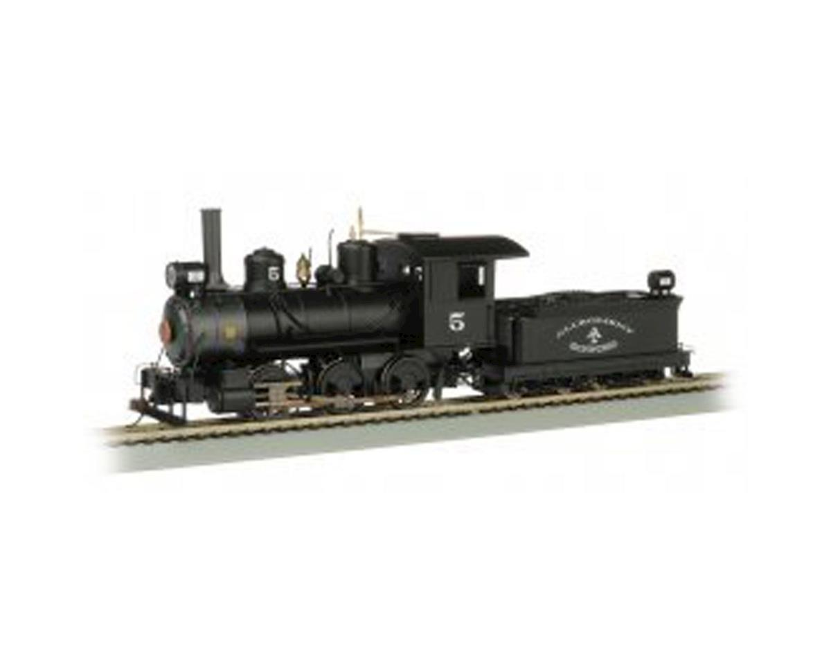 Bachmann Allegheny Iron Works 0-6-0 w/ DCC (On30 Scale)