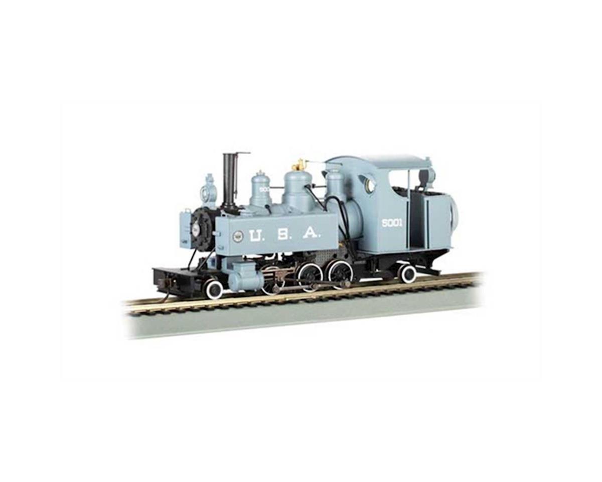 Bachmann O,SP On30,Baldwin 10 Trench EngineUSA #5153