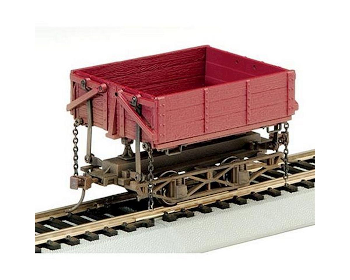 Bachmann On30 Spectrum Wood Side Dump Car (3)