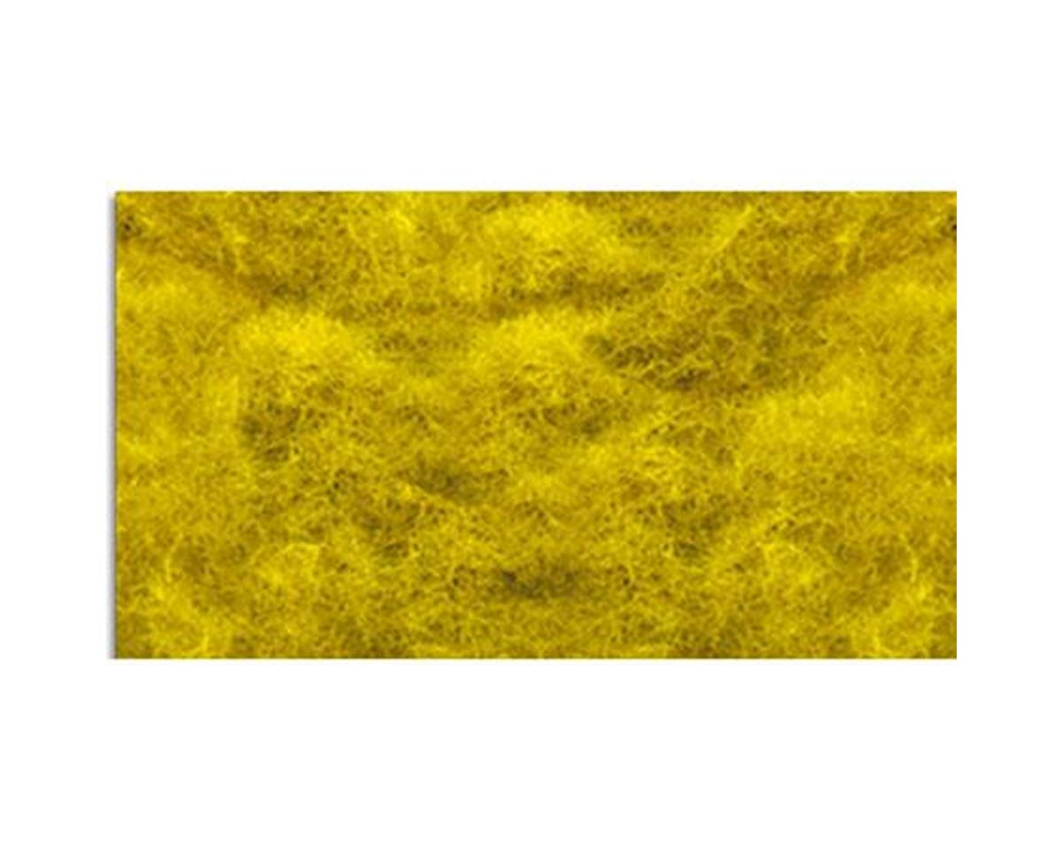 "Bachmann 2mm 11' x 5.5"" Static Grass, Gold"
