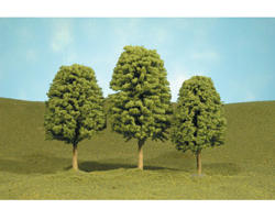 "Bachmann Scenescapes 3-4"" Deciduous Trees (3)"