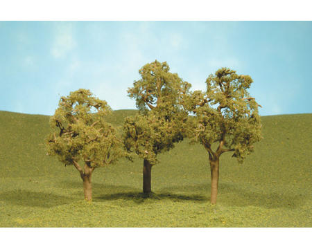 "Bachmann Scenescapes 3-4"" Elm Trees (3)"