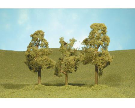 "Bachmann Scenescapes 3-4"" Sycamore Trees (3)"
