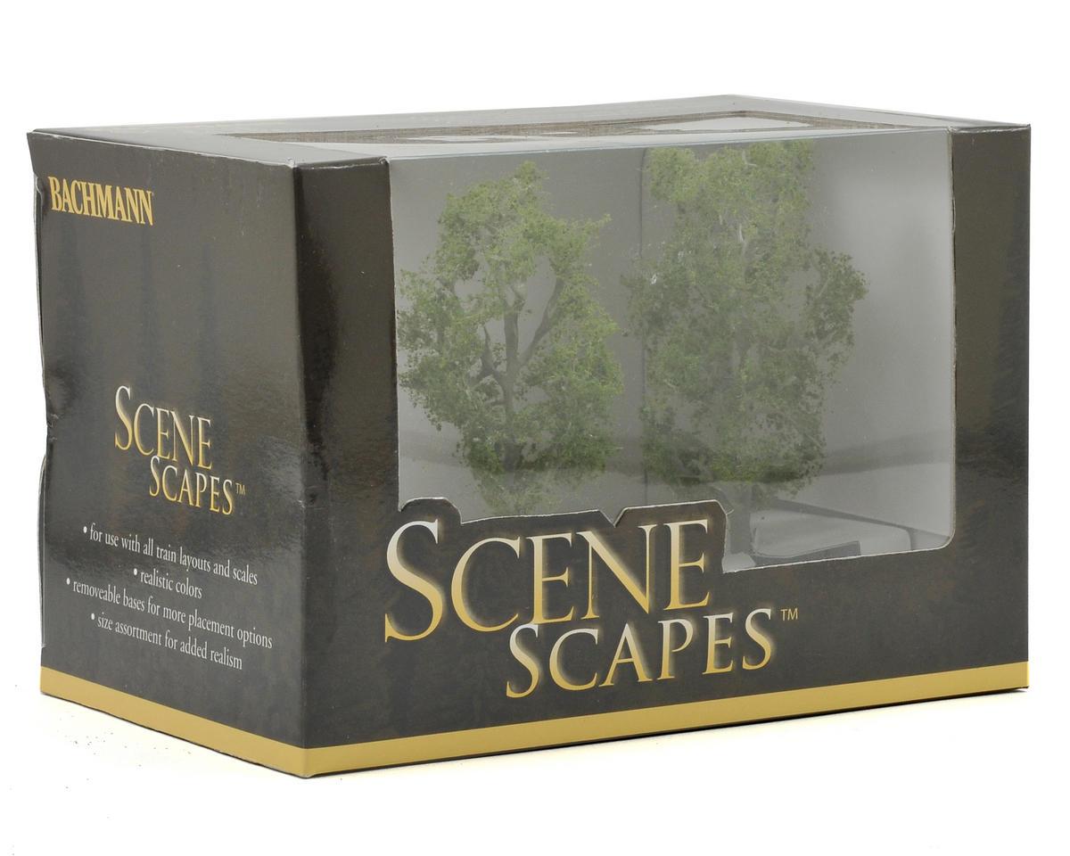 "Bachmann Scenescapes 3-4"" Aspen Trees (3)"