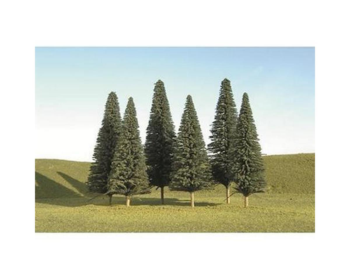 """Bachmann Pine Trees, 3-4"""" (9)"""