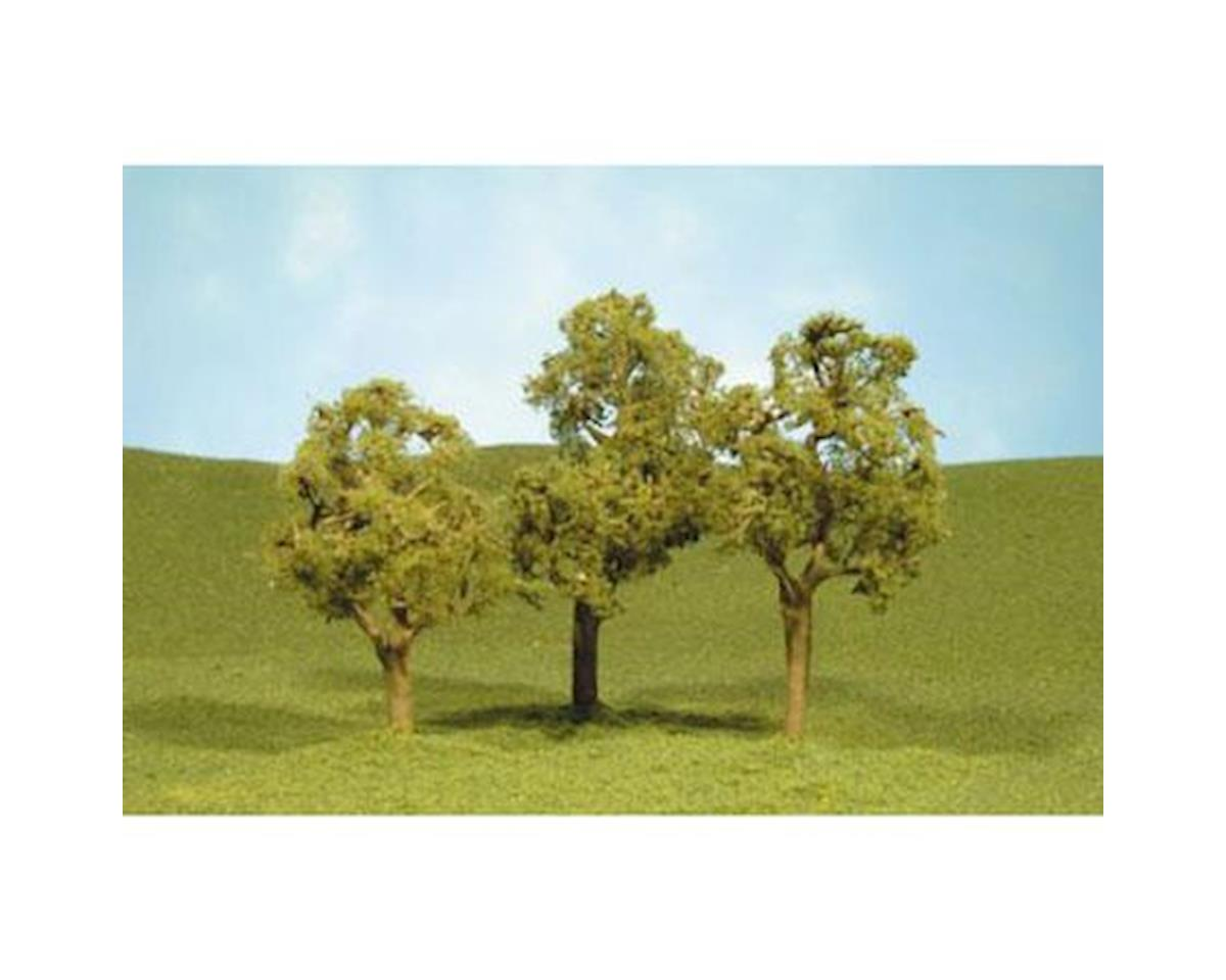 "Elm Trees, 2.5-2.75"" (4) by Bachmann"