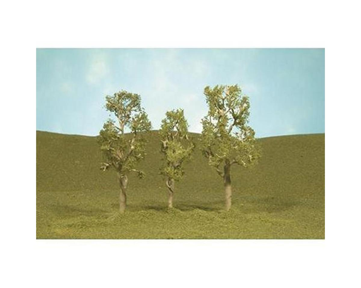"Aspen Trees, 2.5-2.75"" (4) by Bachmann"
