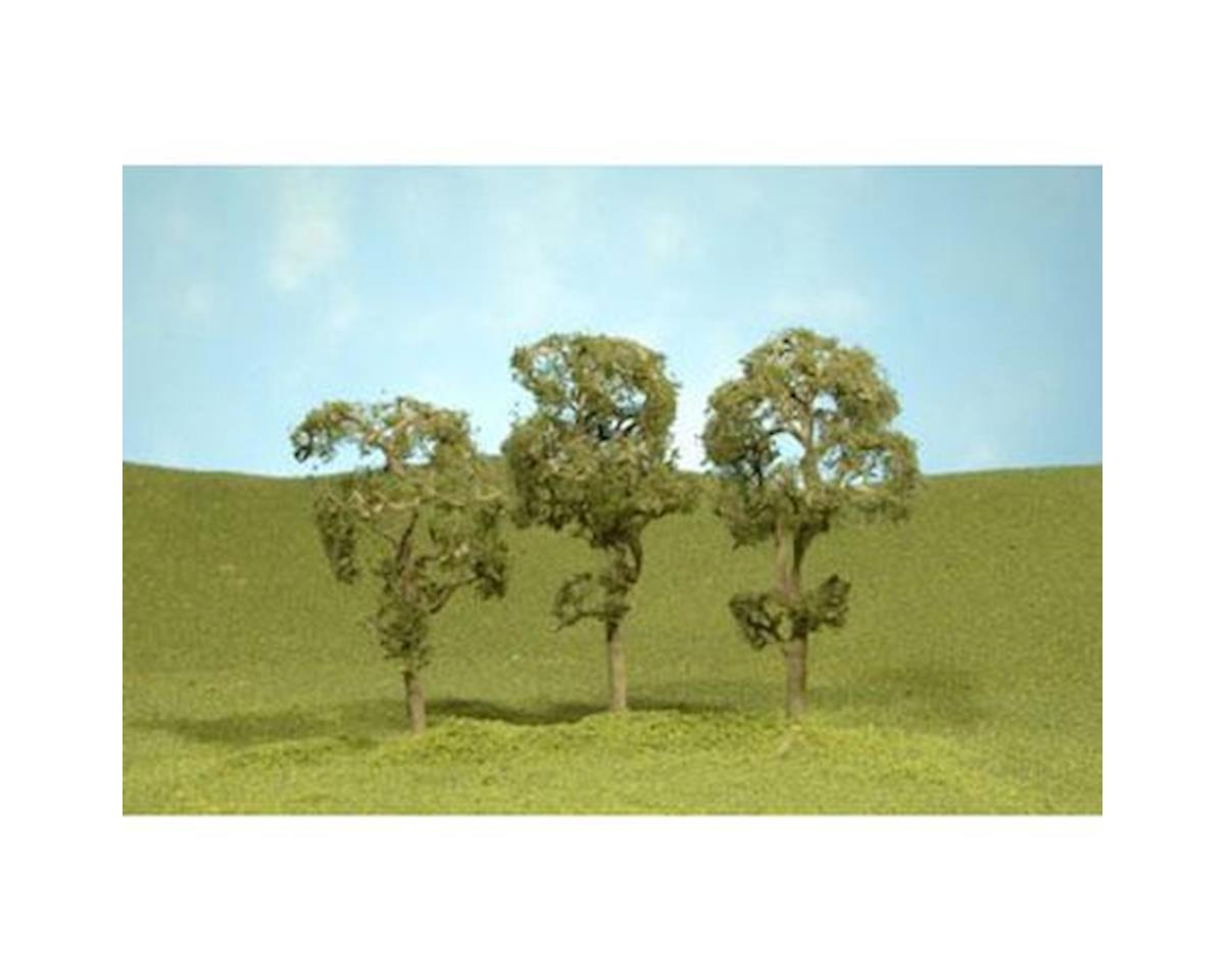 "Bachmann Scenescapes Maple Trees (4) (2.5-2.75"") 