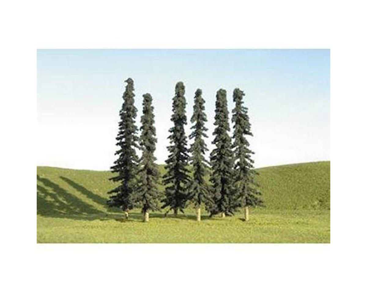 "Bachmann Scenescapes Confier Trees, 5-6"" (24)"