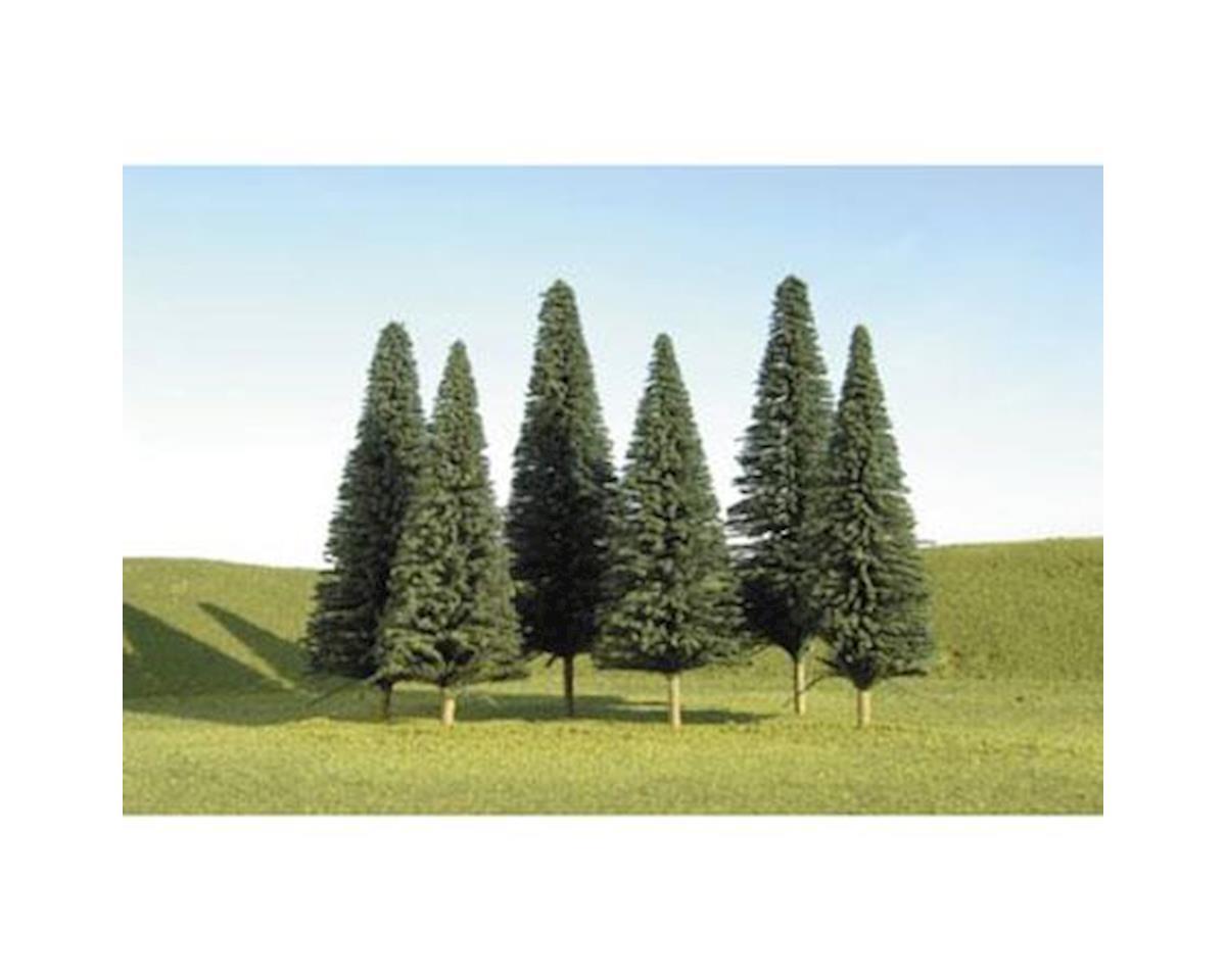 "Pine Trees, 8-10"" (3) by Bachmann"