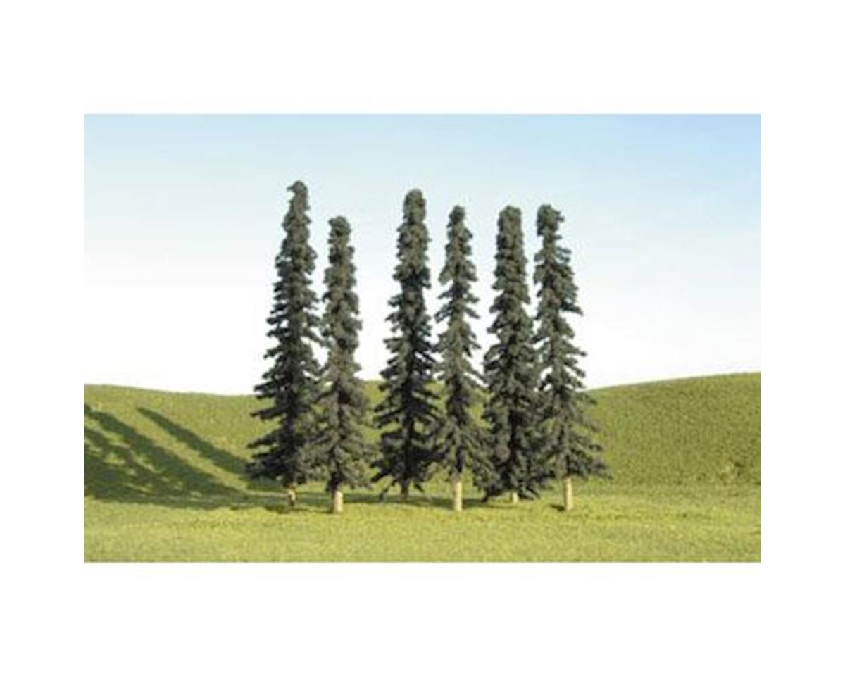 "Bachmann Conifer Trees, 8-10"" (3)"