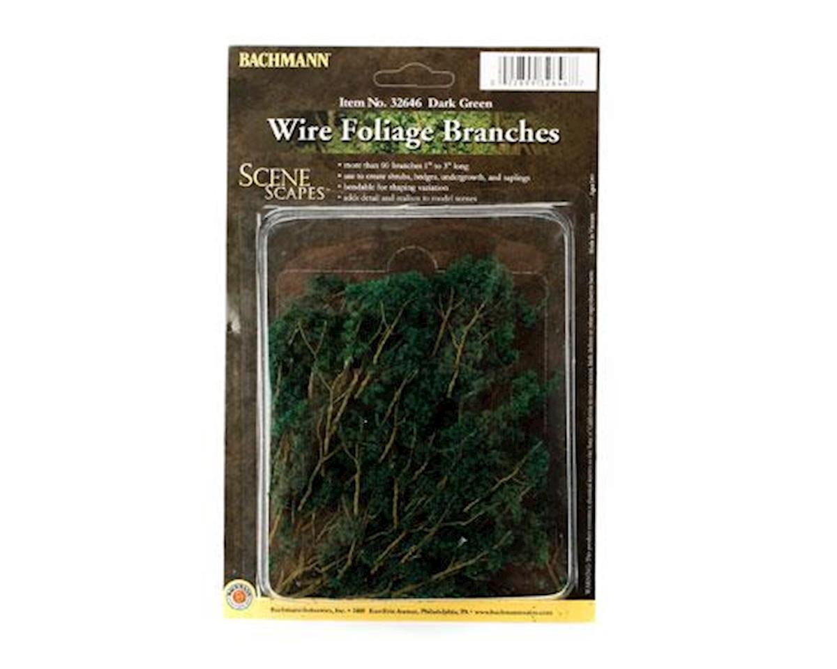 Scenescapes Wire Foilage Branches, by Bachmann