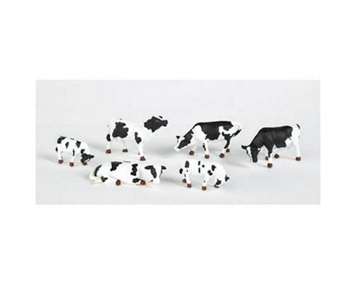 Bachmann HO Cows, Black & White
