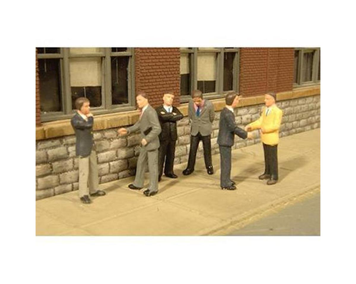 HO Businessmen by Bachmann