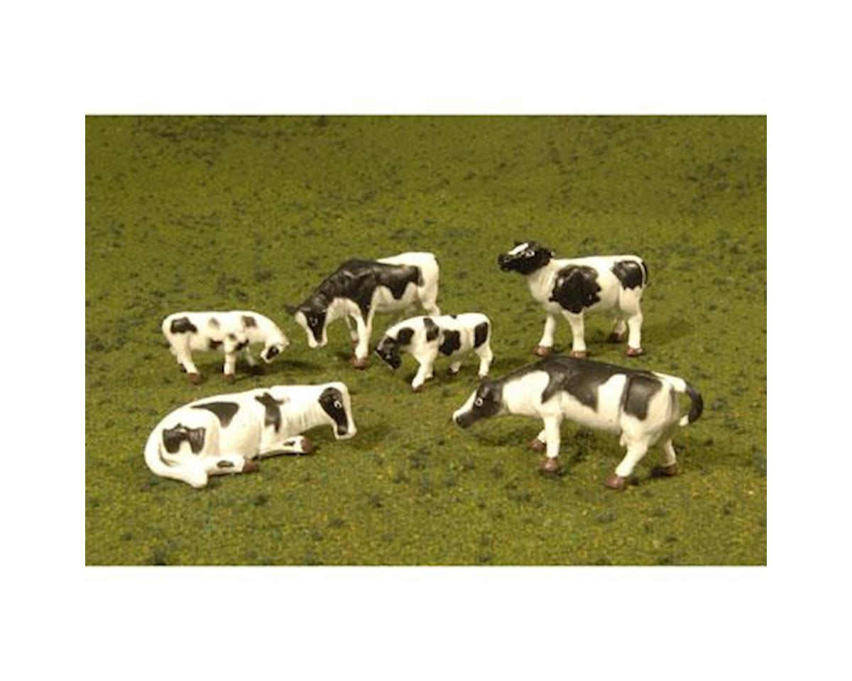 Bachmann O Cows, Black & White