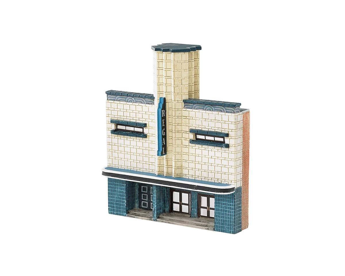 Bachmann N Building Front, Regal Cinema