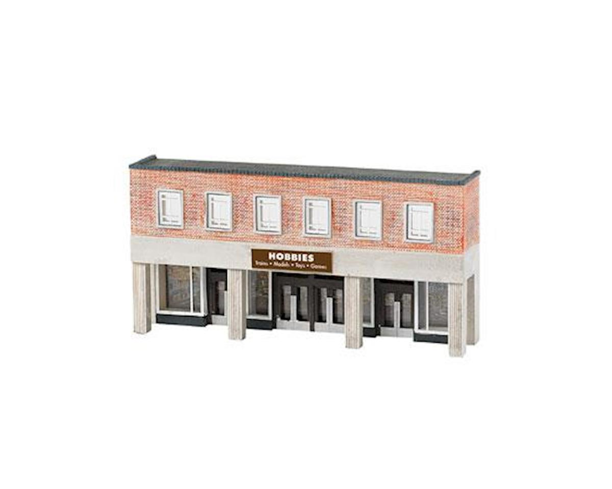 Bachmann N Building Front, Hobby Store