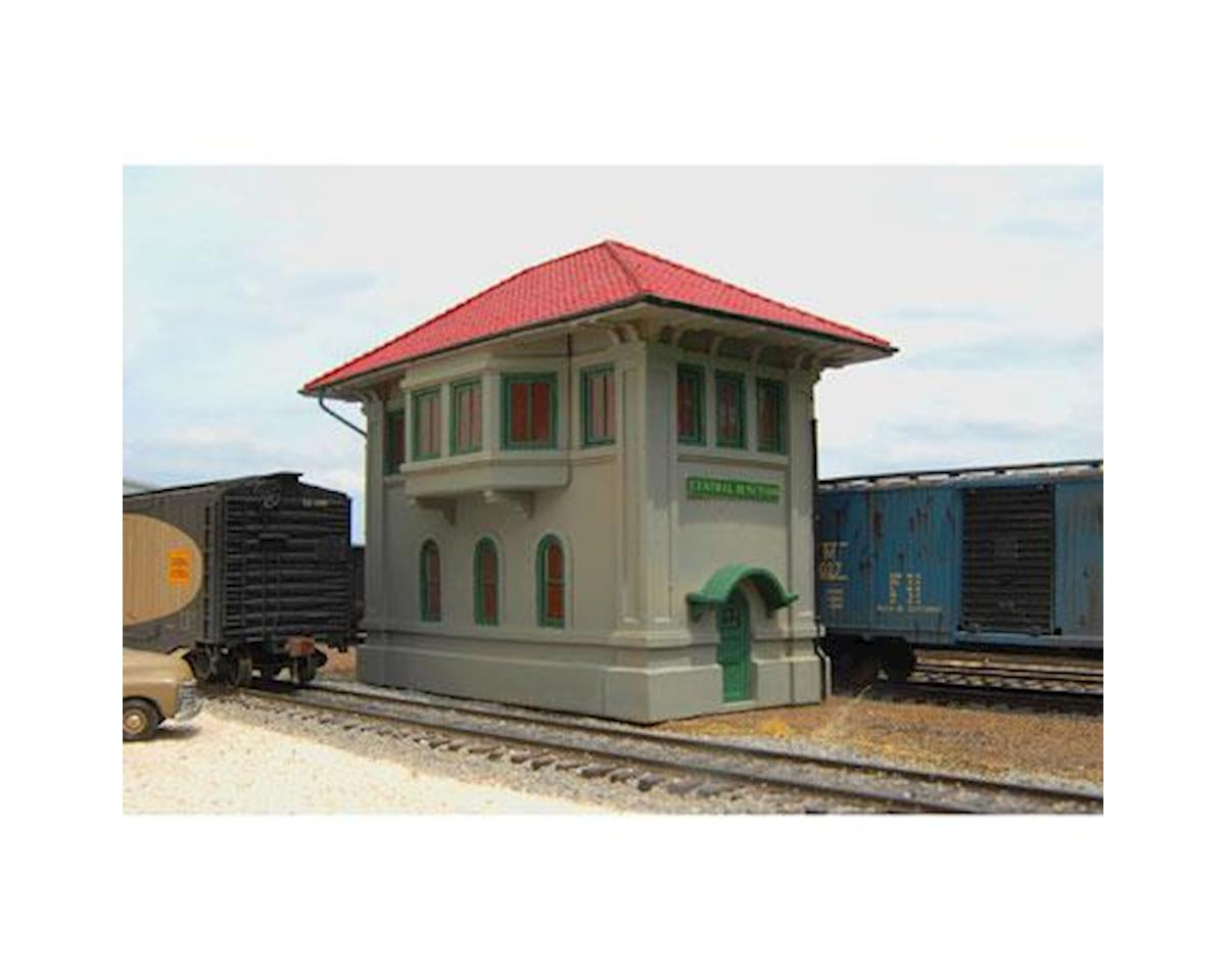 Bachmann HO Central Junction Switch Tower