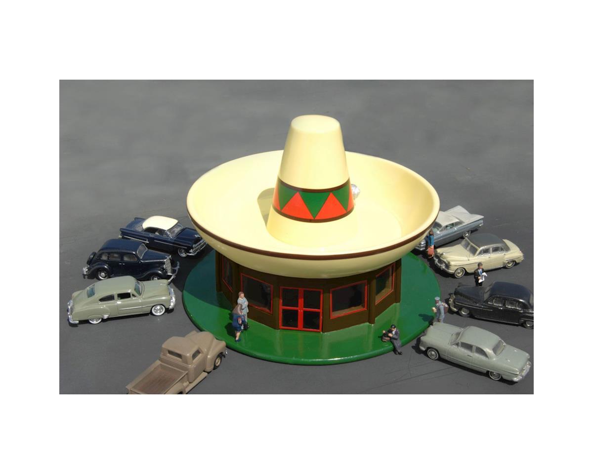 Bachmann HO Sombrero Restaurant